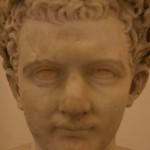 Domiziano (c. 77dc), museo archeologico di napoli