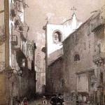 Duclere, Una via di Napoli