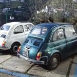 Fiat 500 à Ravello