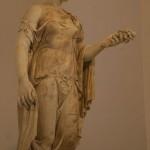 Flora maggiore (IIe dc), museo archeologico nazionale di napoli