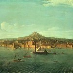 Gaspare Vanvitelli, view of naples, XVIIe