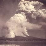 Giorgio Sommer, Foto antica di Vesuvio eruzione 26 aprile 1872