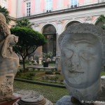 Bustes, musée archéologique de Naples