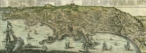 Homann, napoli, 1734