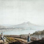 Jacob More, Naples da posillipo