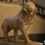 Leone (IIe dc), museo archeologico nazionale di napoli
