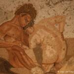 Mosaïque, maison du Faune, Pompéi