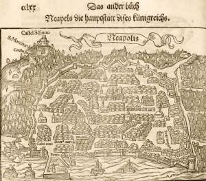 Munster, Napoli del 1550