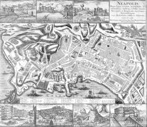 Napoli nel XVIIesimo secolo
