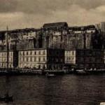 Foto antica di Napoli, Borgo marinaio