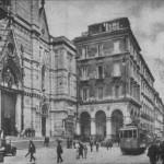 Napoli duomo foto antica