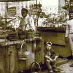 foto antica di Napoli, ostriaco