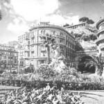 Foto antica di Napoli, San Nazzaro