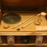 Objets romains, Pompéi, musée archéologique national de Naples