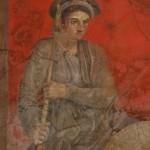 Villa des mystères, Pompéi, musée archéologique de Naples