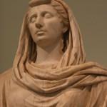 Ottavia minore (Ie dc), museo archeologico di napoli