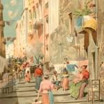 Pallonetto Santa-Lucia, carte postale