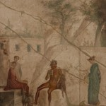 Pan, maison de Jason, Pompéi, musée archéologique de Naples