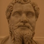 Settimio Severo (c. 204 dc), museo archeologico di napoli