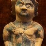 Statua di dio Ptah (Ie dc), Pompei, museo nazionale di napoli