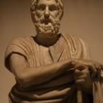 Statues, musée archéologique de naples