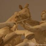 Taureau Farnèse, musée archéologique national de Naples