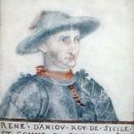 Thierry Bellange, René d'Anjou