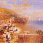 Thomas Miles Richardson, Costiera di Posillipo