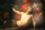 Bacco e i satiri (Tommaso de vivo), museo archeologico nazionale di napoli