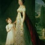 Vigee Lebrun, Marie-Caroline Bonaparte, 1807