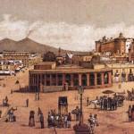 Zampella, Piazza municipio, 1889