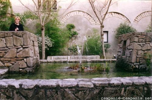 Horto Conclusus, Benevento