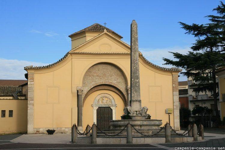 Santa Sofia in Benevento