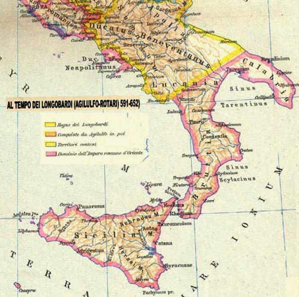 History of Benevento
