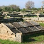 agora, poseidonia - paestum
