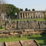 Heroon (Agora) Paestum, Poseidonia