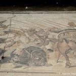 Mosaico, Casa del fauno, pompei