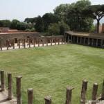 Caserne des gladiateurs, Pompéi