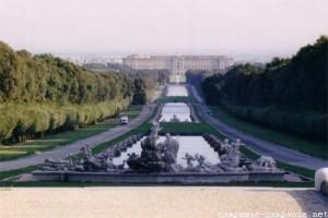 jardins du palais de caserte