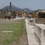 Forum romain de Pompéi