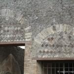 Maison, thermes de Pompéi