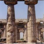 Basilique, temple d'Héra, Paestum