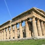 paestum, temple de poseidon ou hera