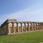 Temple d'Héra, basilique, Paestum