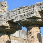 Poseidonia. Basilique, temple d'Héra