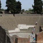 Teatro grande, Pompei