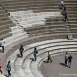 Grand théâtre de Pompéi