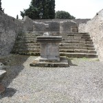 Temple, Pompéi