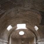 Thermes du forum, caldarium, Pompéi