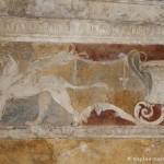 Thermes du forum, frigidarium, Pompéi